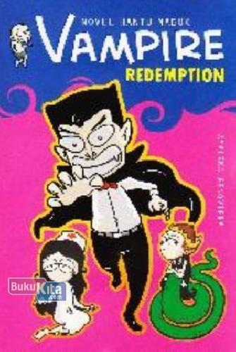 Cover Buku Vampire Redemption