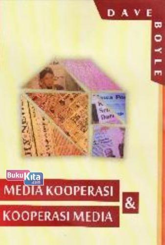 Cover Buku Media Kooperasi & Kooperasi Media