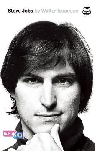 Cover Buku Steve Jobs (New Edition)