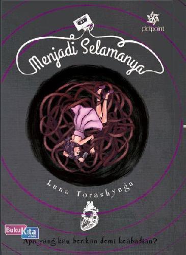 Cover Buku Menjadi Selamanya