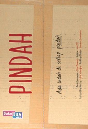Cover Buku PINDAH: Ada indah di setiap pindah