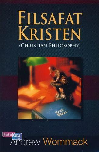 Cover Buku Filsafat Kristen