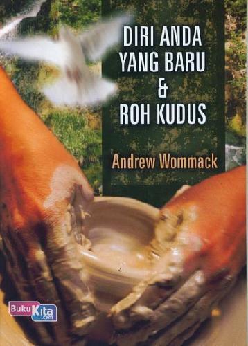 Cover Buku Diri Anda Yang Baru & Roh Kudus