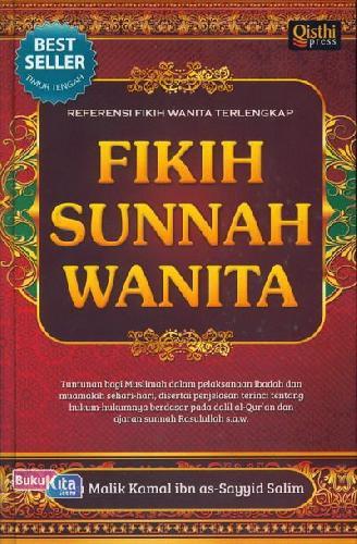 Cover Buku Fikih Sunnah Wanita