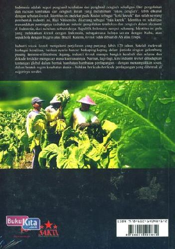 Cover Belakang Buku Dampak Pengendalian Tembakau Terhadap Hak-Hak Ekonomi, Sosial Dan Budaya