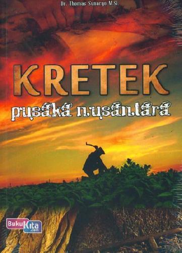 Cover Buku Kretek Pusaka Nusantara