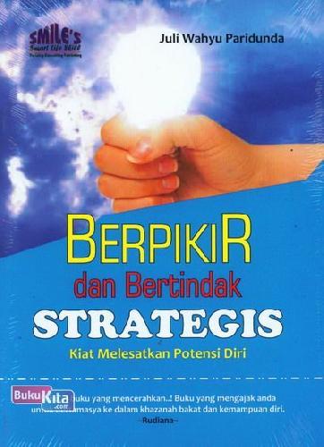 Cover Buku Berfikir dan Bertindak Strategis