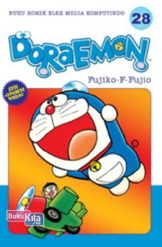 Cover Buku Doraemon 28