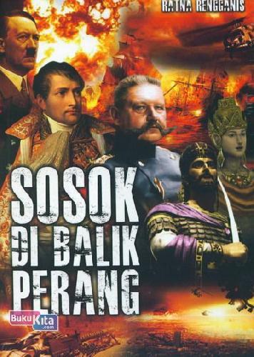 Cover Buku Sosok Di Balik Perang