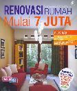 Renovasi Rumah Mulai 7 Juta