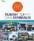 86 Rumah Pilihan Gaya Minimalis