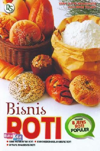 Cover Buku Bisnis Roti