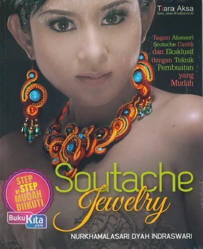 Cover Buku Soutache Jewelry