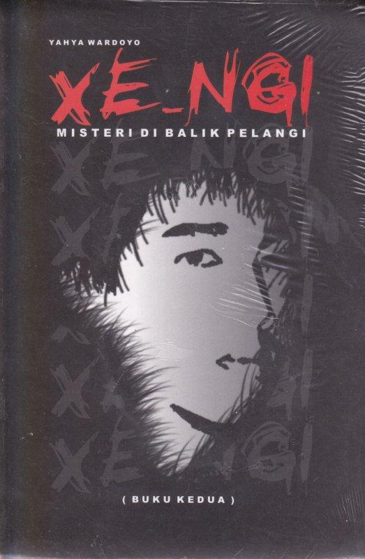 Cover Buku Misteri di Balik Pelangi #2 : Xe-ngi