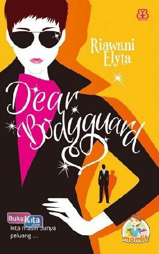Cover Buku Dear Bodyguard