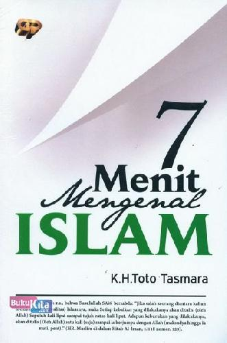 Cover Buku 7 Menit Mengenal Islam