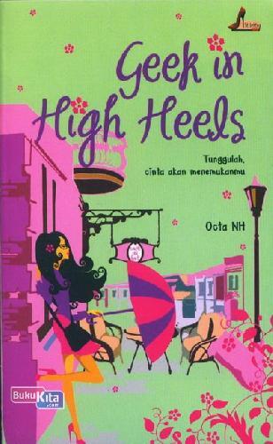 Cover Buku Geek In High Heels