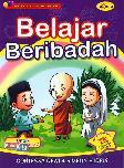 Belajar Beribadah (untuk TK A Semester 2) (Promo Luxima)