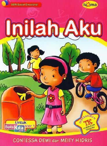 Cover Buku Inilah Aku (untuk TK A Semester 1) (Promo Luxima)