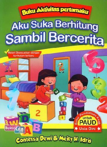 Cover Buku Aku Suka Berhitung Sambil Bercerita (Promo Luxima)