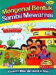 Mengenal Bentuk Sambil Mewarnai (Promo Luxima)