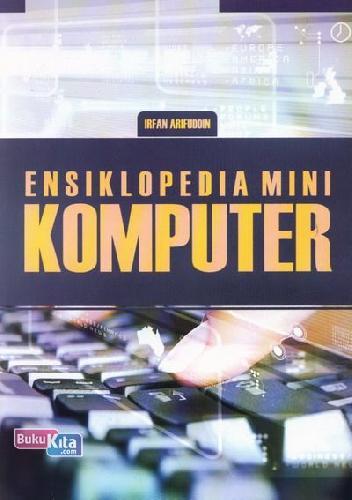 Cover Buku Ensiklopedia Mini : Komputer