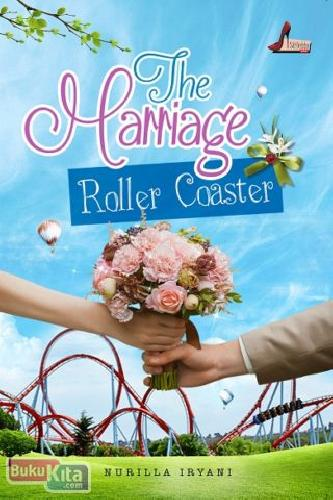 Cover Depan Buku The Marriage Roller Coaster