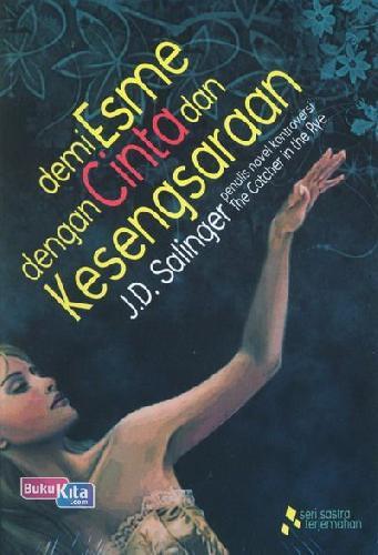 Cover Buku Demi Esme dengan Cinta dan Kesengsaraan