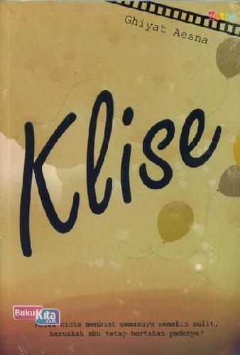 Cover Buku KLISE