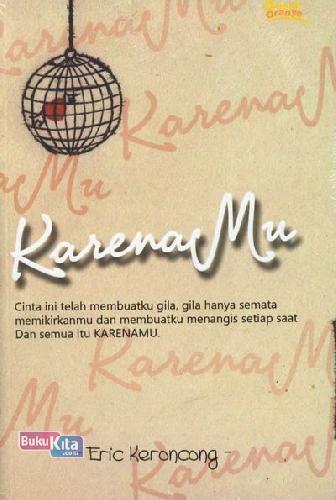 Cover Buku KarenaMu