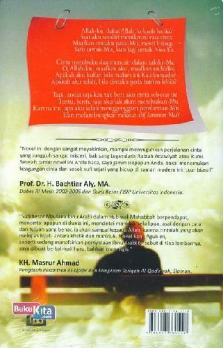 Cover Belakang Buku Tuhan maaf Engkau Kumadu
