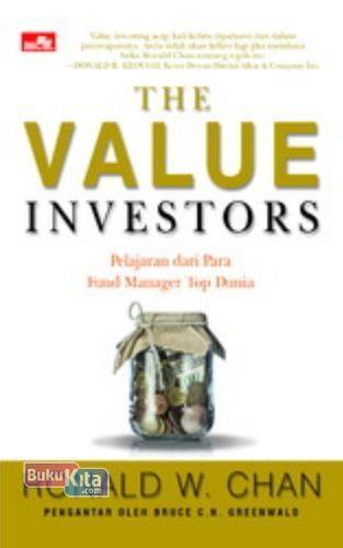 Cover Buku The Value Investors