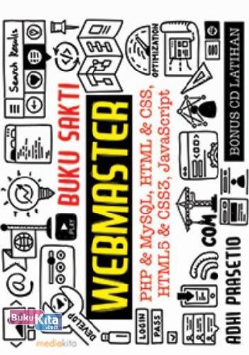 Cover Buku Buku Sakti Webmaster