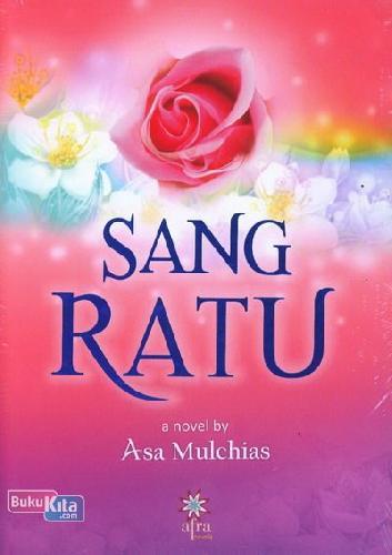 Cover Buku Sang Ratu
