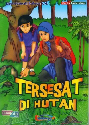 Cover Buku Tersesat di Hutan