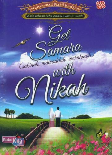 Cover Buku Get Samara With Nikah