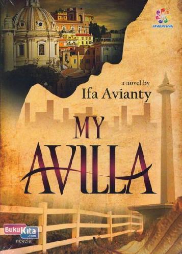 Cover Buku My Avilla