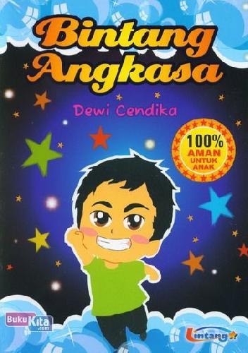 Cover Buku Bintang Angkasa