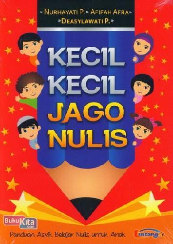Cover Buku Kecil-Kecil Jago Nulis