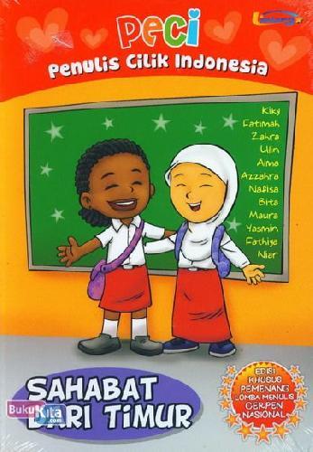 Cover Buku PECI: Sahabat Dari TImur