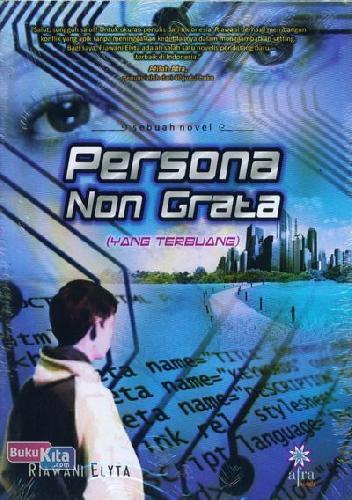 Cover Buku Persona Non Grata
