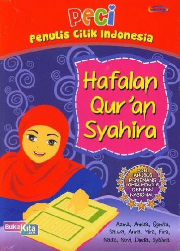 Cover Buku Hafalan Quran Syahira