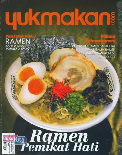 Cover Buku Yukmakan.com Edisi 28 | Desember 2013 - Februari 2014