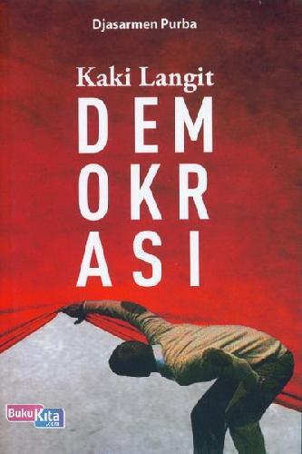 Cover Buku Kaki Langit Demokrasi