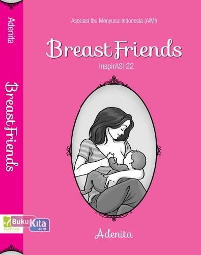 Cover Buku Breast Friends InspirASI 22