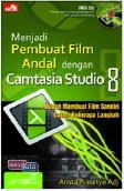 Menjadi Pembuat Film Andal dengan Camtasia Studio 8 + CD