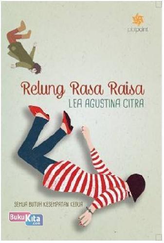 Cover Buku Relung Rasa Raisa