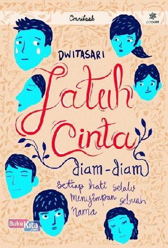 Cover Buku Jatuh Cinta Diam-Diam