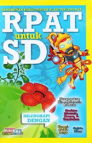 Cover Buku RPAT untuk SD