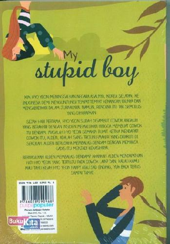Cover My Stupid Boy